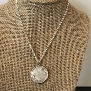 Mother of pearl 925 SS